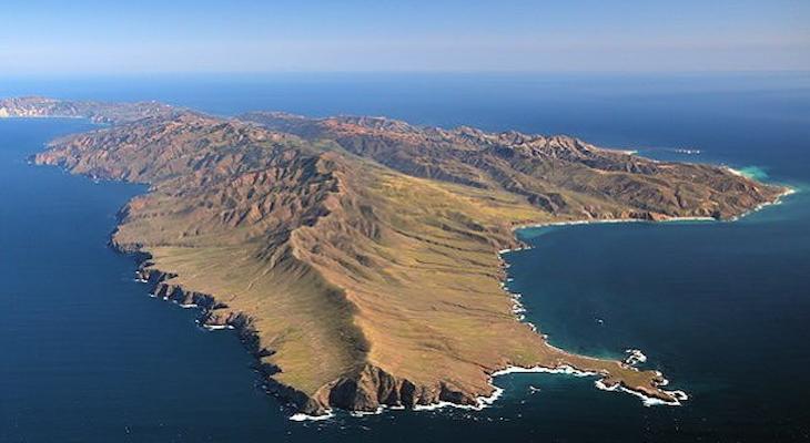 Coast Guard Rescues Two Men from Santa Cruz Island