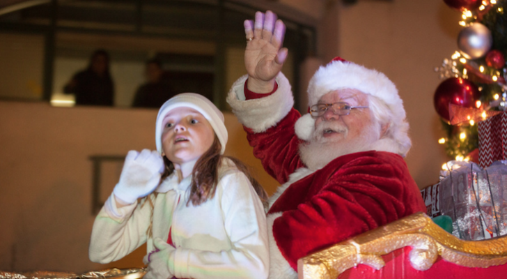 Troutman Christmas Parade will go down Eastway Drive