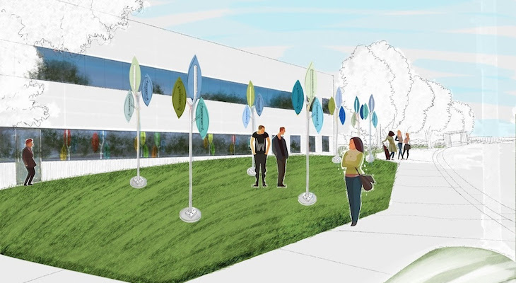 Local Art to Light up Betteravia Government Center in Santa Maria