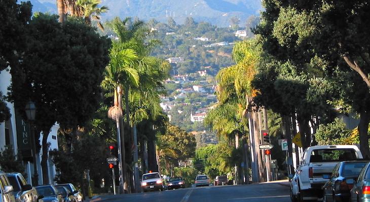 Santa Barbara Named Best Travel Destination