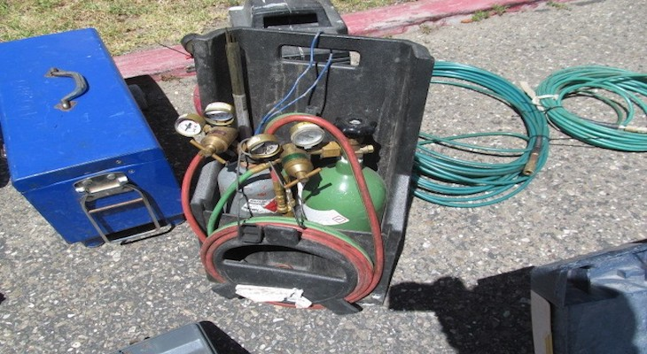 Rural Crimes Unit Recovers Stolen Property from Santa Maria Valley