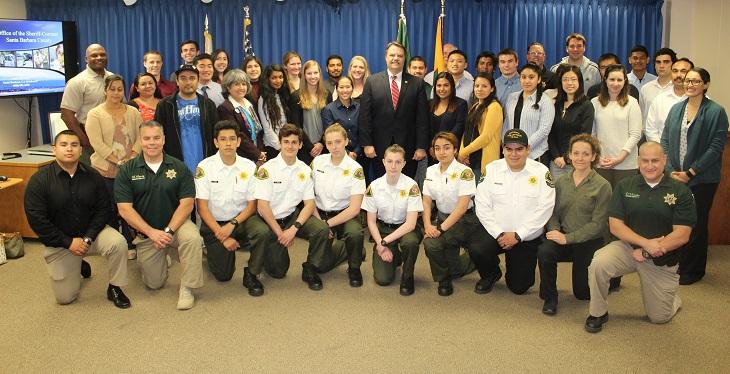 County Sheriff Opens Citizen's Academy Recruitment