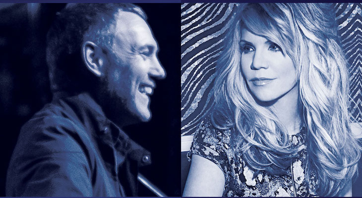 Ticket Giveaway for Alison Krauss and David Gray title=