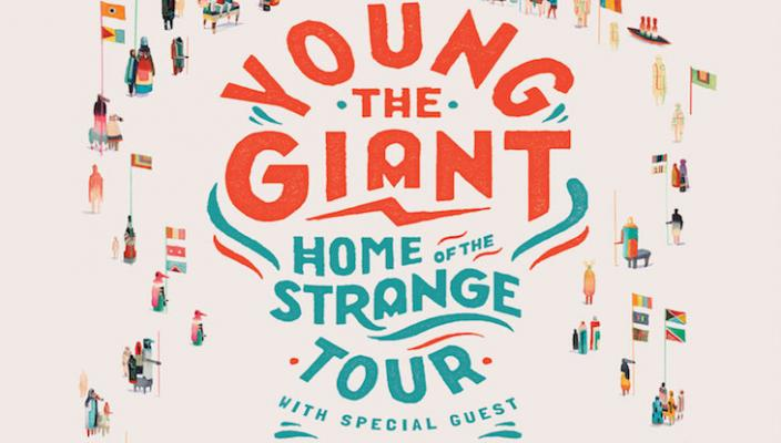 Ticket Giveaway for Young The Giant & Cold War Kids