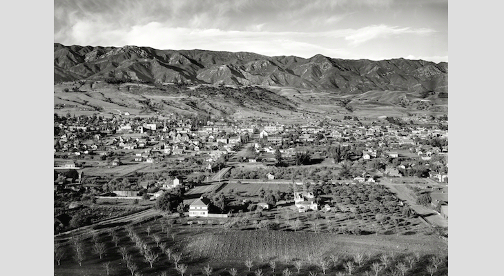 Santa Barbara in 1906 title=