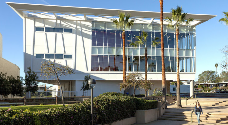 SBCC West Campus Center Receives LEED Award title=