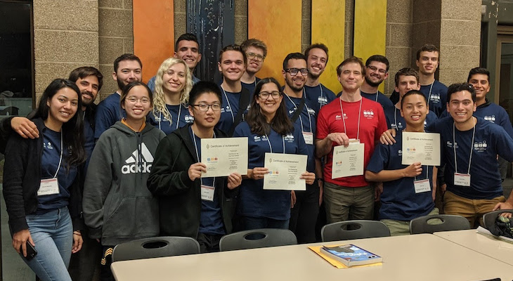 SBCC's Programming Teams Win Top Honors title=