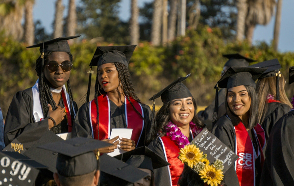 SBCC Ranks in Top 25 for Degrees Awarded to Students of Color title=