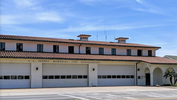 Renewing Fire Stations