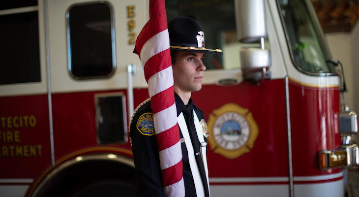 National Remembrance Day Marking 20th Anniversary of 9/11