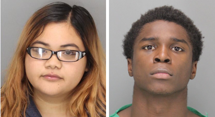 Two Suspects Arrested for Robbery at Ross