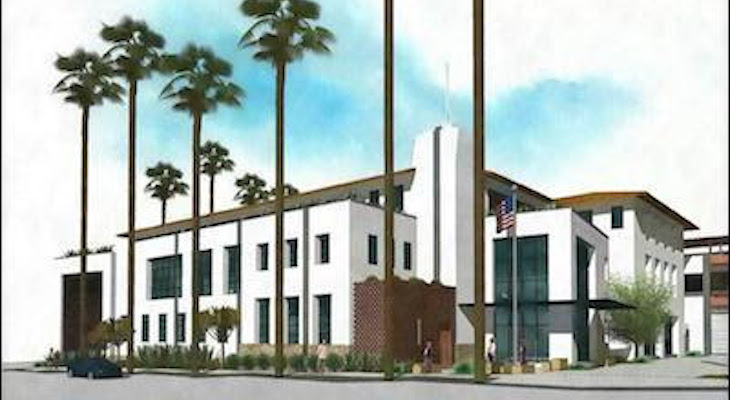 Conceptual Plans for Police Station Project to be Unveiled title=