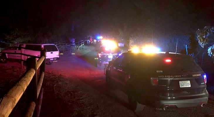 Suspect Evades Police in San Roque Pursuit