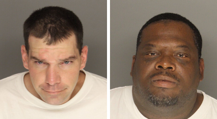Two Arrested in Lompoc Narcotics Search Warrant