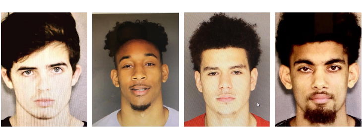 Four Arrested for Shooting Paintballs at Isla Vista Residents title=
