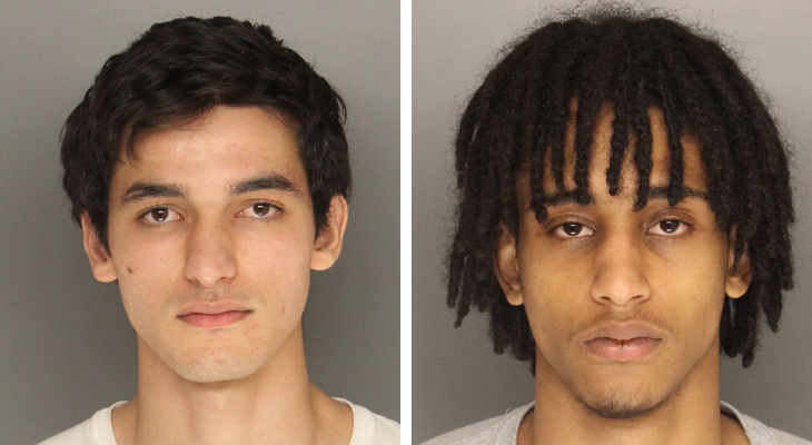 Two Arrested in Armed Isla Vista Robbery title=