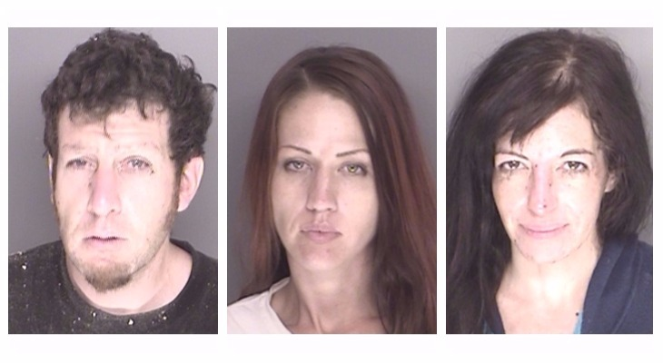 Barricaded Suspect Leads to Three Arrests in Santa Maria