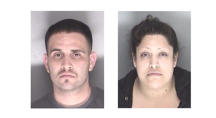 Sheriff's Deputies Arrest Felon in Possession of Firearm and Meth title=