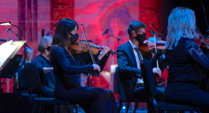 Santa Barbara Symphony Honors Medical Community with