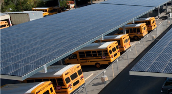 Solar Microgrids and Charging Stations to be Placed at Schools title=