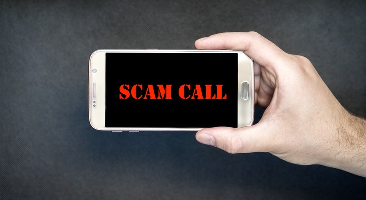 Sheriff's Department Citation Scam Phone Call title=