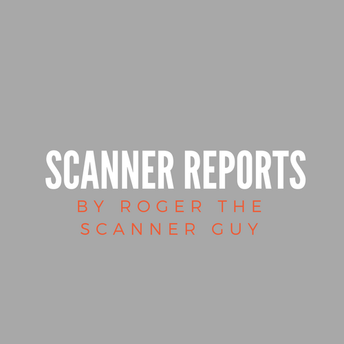 Scanner Reports 5-26-17
