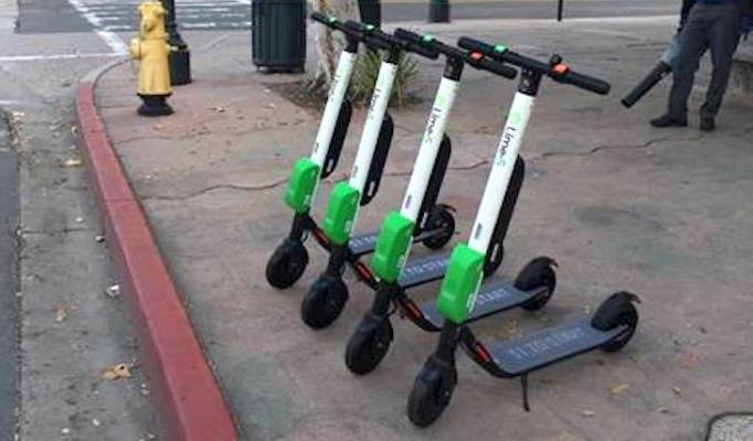 Santa Barbara City Impounds Ride-Share Scooters title=