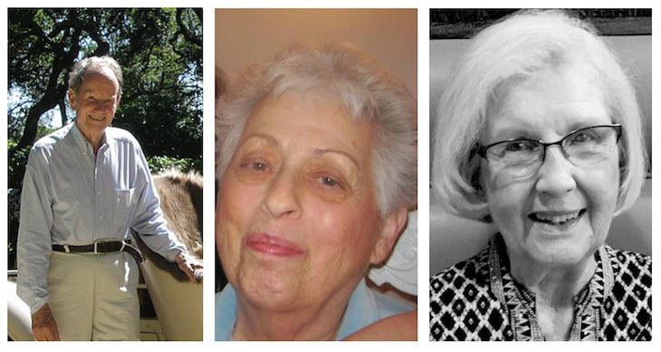 Loved Ones Lost: Kellam de Forest, Renee S. Kramer, Louise Ann Elliott title=