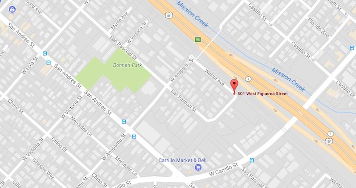 OP ED: Killer Apartments on W. Figueroa