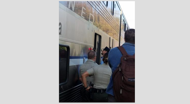 Overcrowded Amtrak Trains Causing Frustrations title=