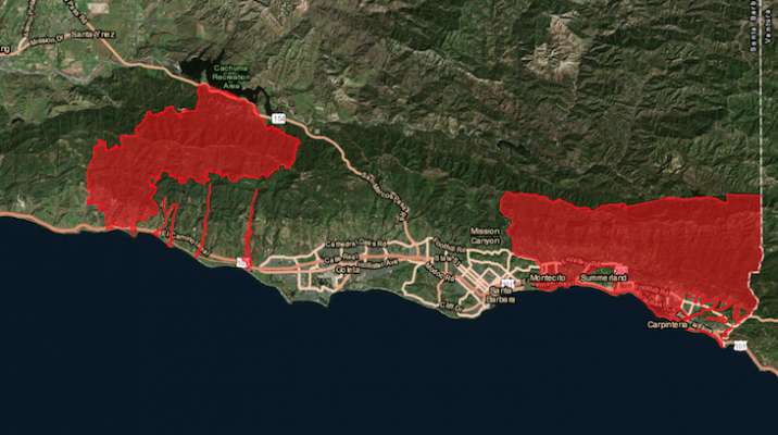 All Evacuation Orders Lifted