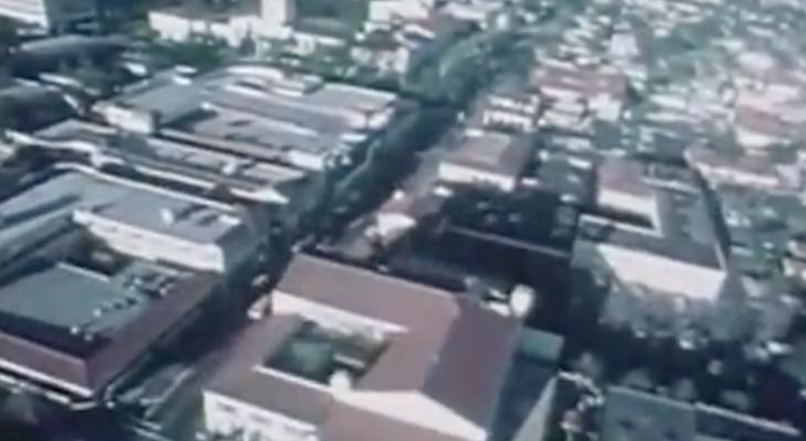 Santa Barbara in 1975