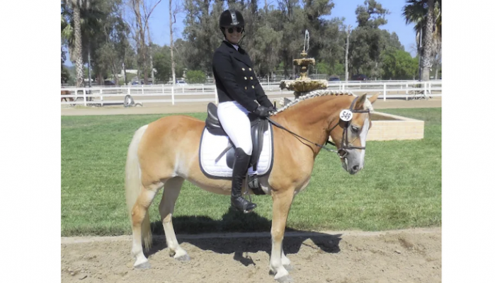 Local Para-Equestrian Dressage Rider Receives Grant