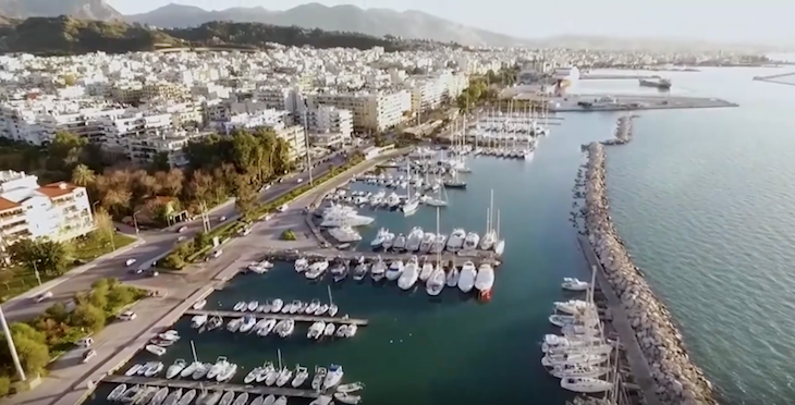 Meet Santa Barbara's Newest Sister City: Patras, Greece title=