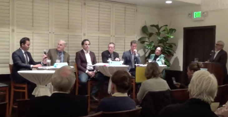 Video of 37th Assembly Candidate Debate
