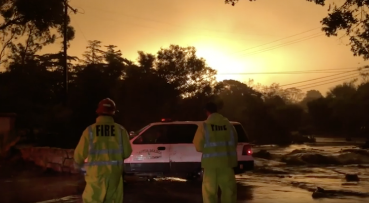 Montecito Debris Flow Documentary Wins Award