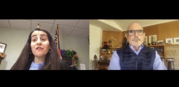 Monique Limon Discusses Unemployment Benefits During COVID-19