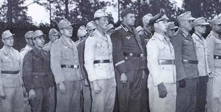 Goleta's POW Camp