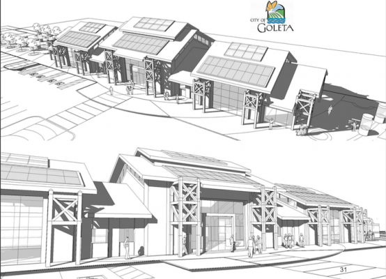 Traditional Design Selected for the Future Goleta Train Depot