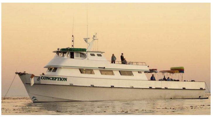 Conception Boat Captain Pleads Not Guilty in Deadly Fire title=