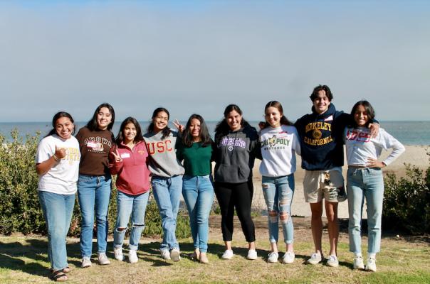 Santa Barbara's Mission Scholars Succeed Despite COVID-19