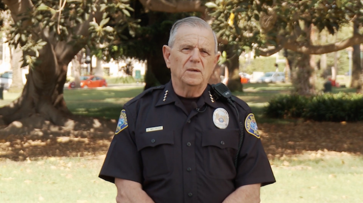 New Santa Barbara Police Video Series Discusses Homeless Issues