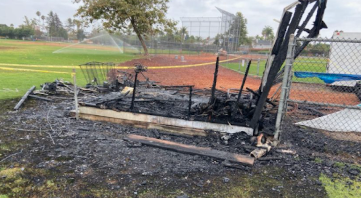 Fundraising Reaches $30k in Four Days to Replace Baseball Equipment