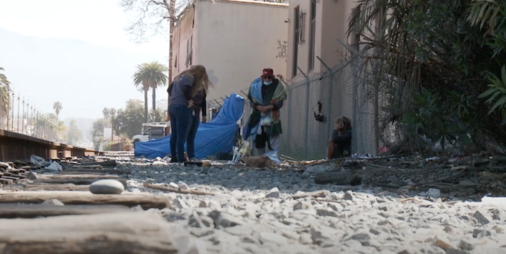 SB Act Homeless Services Video