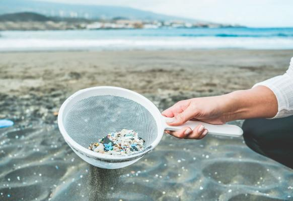 Join the Watershed Brigade's Microtrash Challenge at West Beach title=