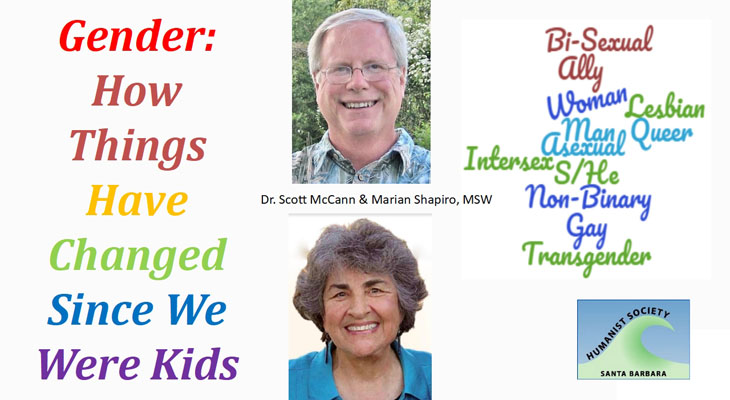 Gender: How Things Have Changed Since We Were Kids title=