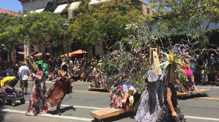 Solstice Parade & Drum Count Winner