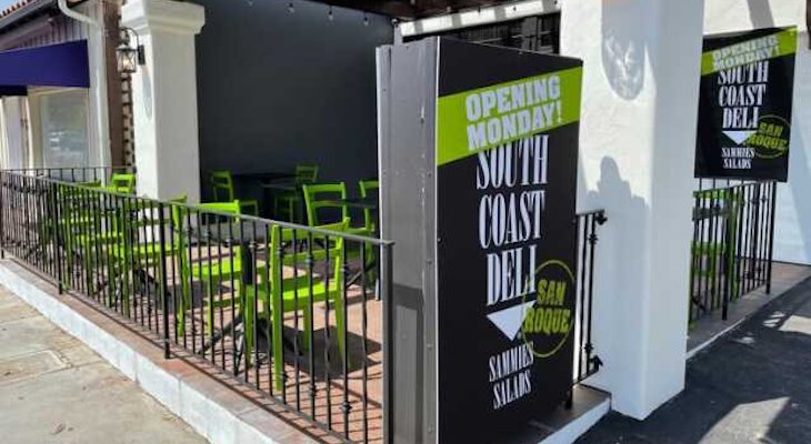 South Coast Deli Opens a New Location, State Streets Gets Gelato, and More title=