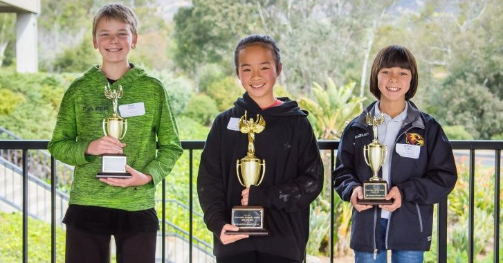 Spelling Bee Winners Advance to State Competition