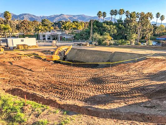 Starbucks Dig Underway title=